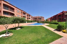 Apartamento en Ametlla de Mar para 8 personas con 4 habitaciones