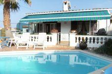 Villa en Escala para 6 personas con 3 habitaciones