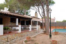 Villa en Pals para 10 personas con 5 habitaciones