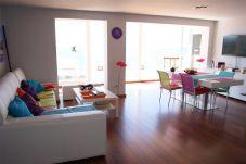 Apartamento en Rosas / Roses para 4 personas con 1 habitación