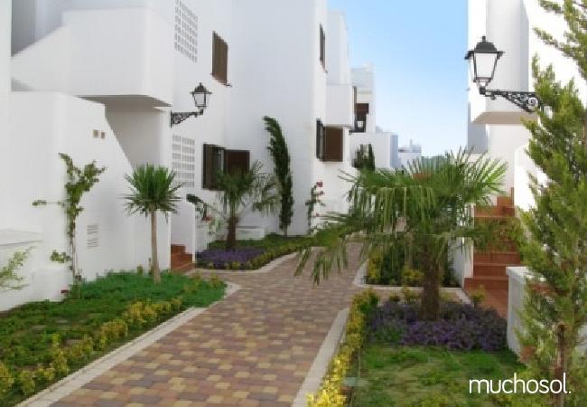 Bungalow de 2 habitaciones a 200 m de la playa en San Juan de los terreros - Ref. 76225-21