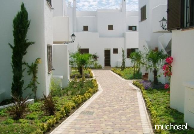 Bungalow de 2 habitaciones a 200 m de la playa en San Juan de los terreros - Ref. 76225-49