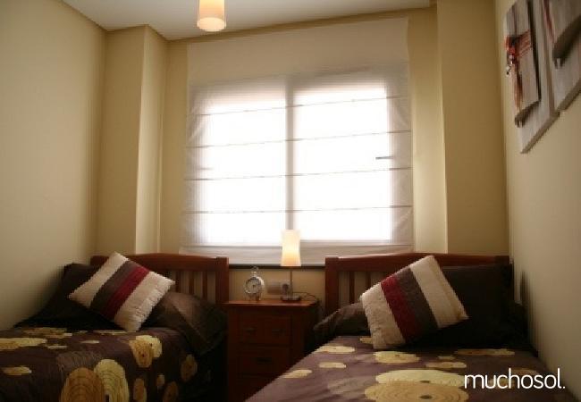 Bungalow de 2 habitaciones a 200 m de la playa en San Juan de los terreros - Ref. 76225-27