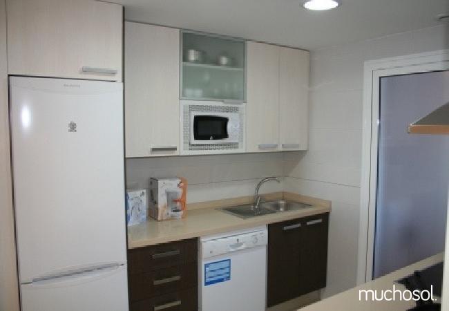 Bungalow de 2 habitaciones a 200 m de la playa en San Juan de los terreros - Ref. 76225-31