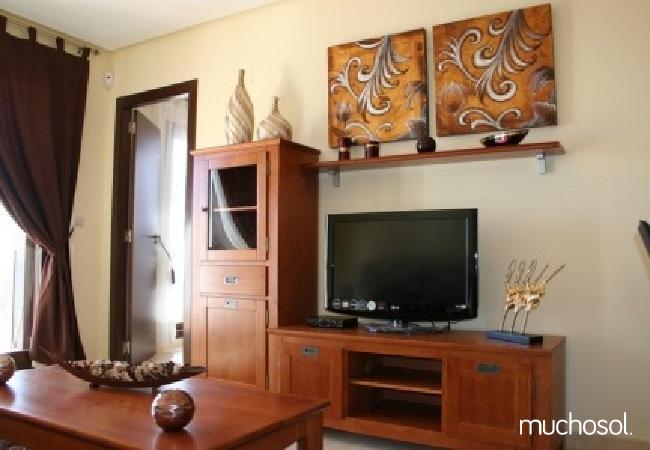 Bungalow de 2 habitaciones a 200 m de la playa en San Juan de los terreros - Ref. 76225-34