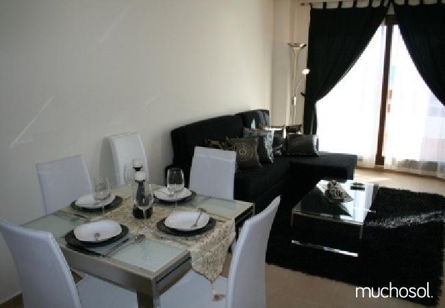 Bungalow de 2 habitaciones a 200 m de la playa en San Juan de los terreros - Ref. 76225-12