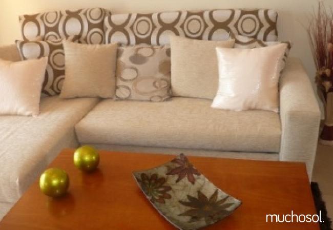 Bungalow de 2 habitaciones a 200 m de la playa en San Juan de los terreros - Ref. 76225-38