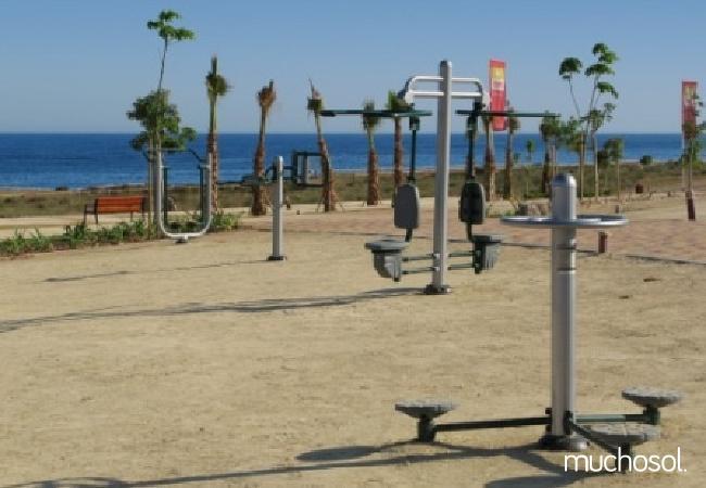 Bungalow de 2 habitaciones a 200 m de la playa en San Juan de los terreros - Ref. 76225-13