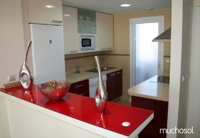 Bungalow de 2 habitaciones a 200 m de la playa en San Juan de los terreros - Ref. 76225-47