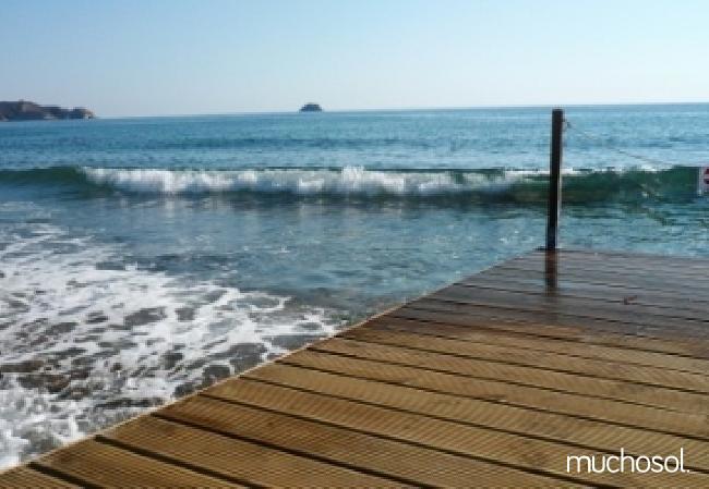 Bungalow de 2 habitaciones a 200 m de la playa en San Juan de los terreros - Ref. 76225-52