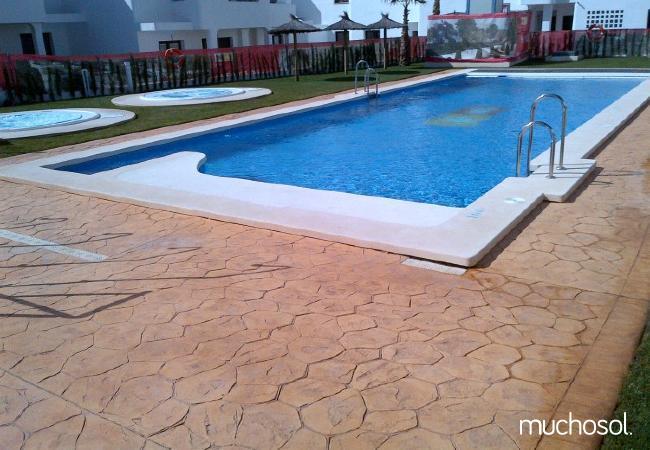 Bungalow de 2 habitaciones a 200 m de la playa en San Juan de los terreros - Ref. 76225-55