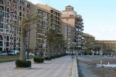 Apartamento de 2 habitaciones a 50 m de la playa