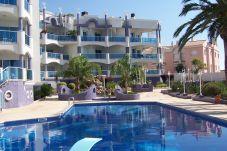 Apartamento en Alcanar a 20 m de la playa