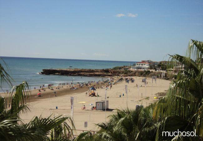 Apartamento en Alcoceber en primera línea de playa - Ref. 77722-12