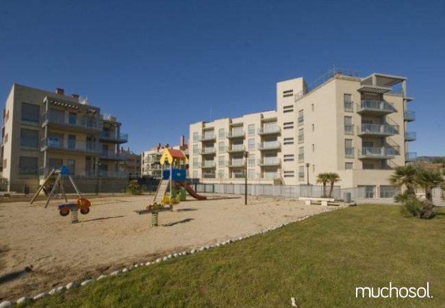 Apartamentos en Alcoceber de 2 habitaciones - Ref. 106746-9