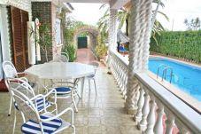 Villa de 4 habitaciones a 700 m de la playa