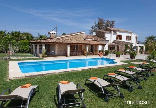 Casa rural en Alcúdia, Mallorca - Ref. 69614-1