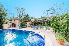 Villa con piscina en Alcúdia