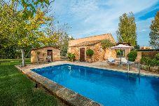 Villa para 4 personas con vistas al jardín