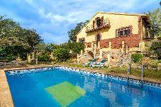 Villa con piscina en Algaida