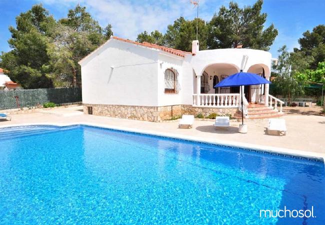 Villa de 3 habitaciones en Ametlla de Mar - Ref. 59360-1