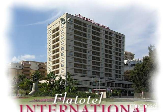 4/6, Flatotel International - Hotel a 200 m de la playa en Benalmadena - 1