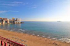 Apartamento para 4 personas con vistas al mar