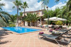 Villa con piscina en Bunyola