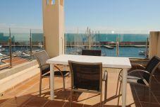 Apartamento en Ametlla de Mar para 4 personas con 2 habitaciones