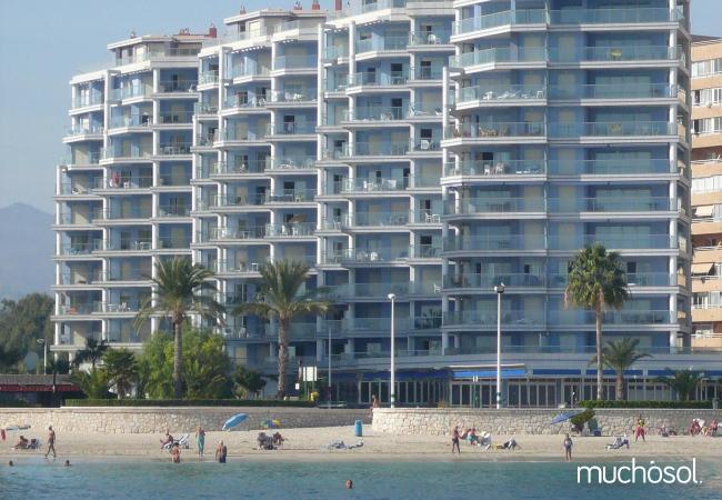 Apartamento en Calpe en prinera línea de playa - Ref. 49556-1