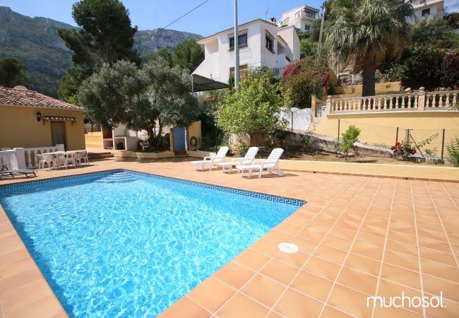 Villa para 6 personas con vistas al mar - Ref. 56731-3