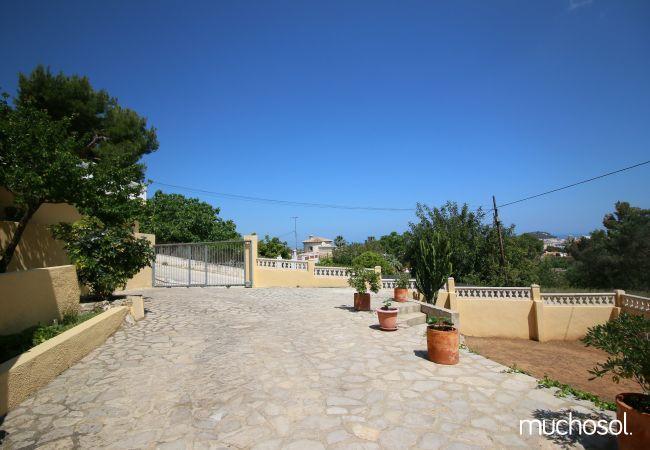 Villa para 6 personas con vistas al mar - Ref. 56731-10