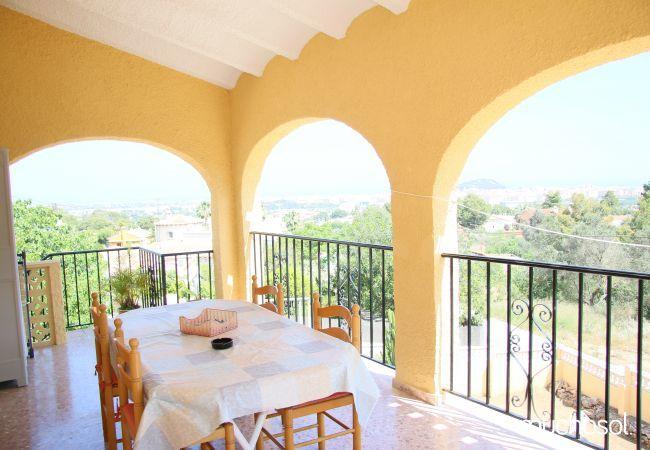 Villa para 6 personas con vistas al mar - Ref. 56731-20