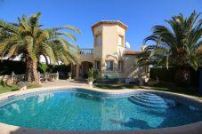 Villa en Denia para 4 personas con 2 habitaciones