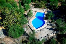 Casa con piscina en El Gastor