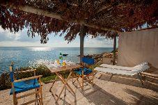 Villa en primera línea de playa de LLucmajor