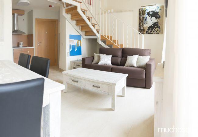Apartamento de 1 habitación a 2000 m de la playa en Málaga ciudad - Ref. 126710-3