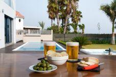 Villa con piscina en Maspalomas