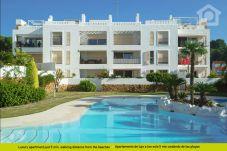 Apartamento en Moraira a 700 m de la playa