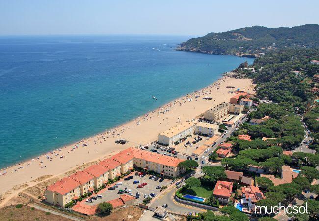 Apartamentos en Pals, primera línea de playa - Ref. 62096-8