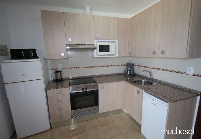 Apartamento para 6 personas a cien metros de la playa - Ref. 74485-9