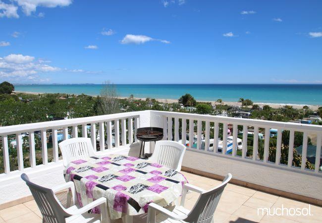 Apartamento para 6 personas a cien metros de la playa - Ref. 74485-2