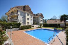 Apartamento en Portonovo para 5 personas con 2 habitaciones