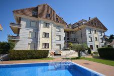 Apartamento de 2 habitaciones en Portonovo