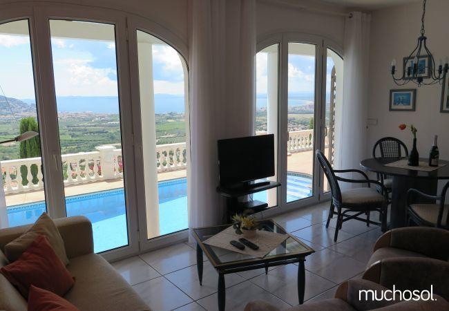 Casa con vistas en Mas fumats - Ref. 60055-7