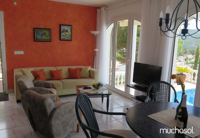 Casa con vistas en Mas fumats - Ref. 60055-6
