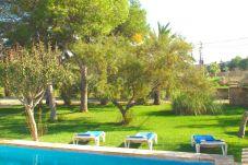 Villa con piscina en Sa Rapita