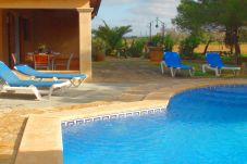 Villa en Sa Rapita para 6 personas con 3 habitaciones