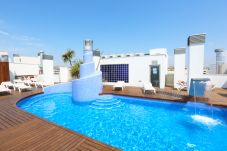 Apartamento de 3 habitaciones a 60 m de la playa