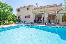 Villa de 3 habitaciones en Sant Llorenç Des Cardassar